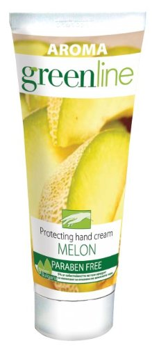 aroma-greenline-melon-protection-creme-mains-75ml