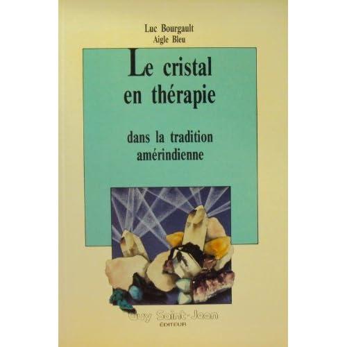 Le cristal en thérapie