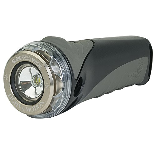 Light & Motion GoBe 850 breit Dive & Outdoor Video Light