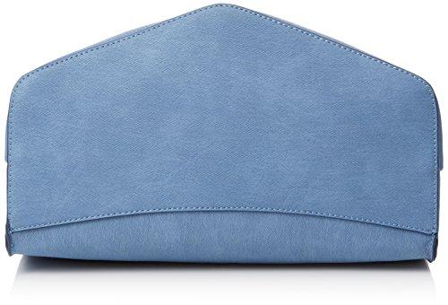 Nica - Corina, Borsa con Maniglia Donna Blue (air Blue Mix)
