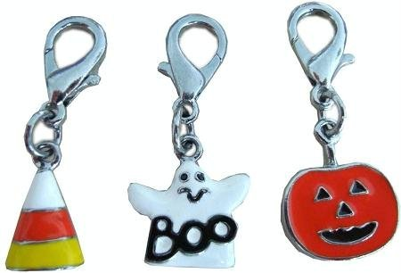 mirage-pet-products-13-01-ccr-halloween-lobster-claw-charms-zipper-pulls-candy-corn-one-size