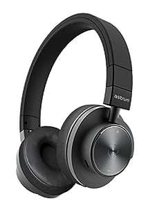 Astrum HT600 Premium Bluetooth Stereo Headset + Mic - Black