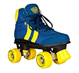 Rookie Retro V2.1 Rollschuhe Blue/Yellow Gr. 39,5