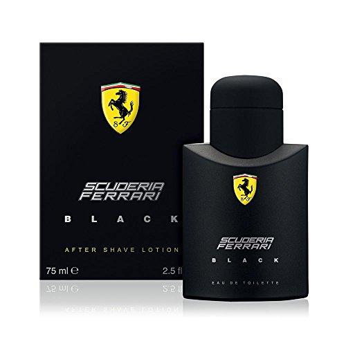 Ferrari Scuderia Black Dopobarba, 75 ml - 1 Unità