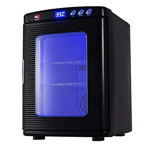HODOY Incubatrice per Uova 23L Mini Termometro per Incubatrice per Uova Automatica Portatile (Incubatrice Rettile)