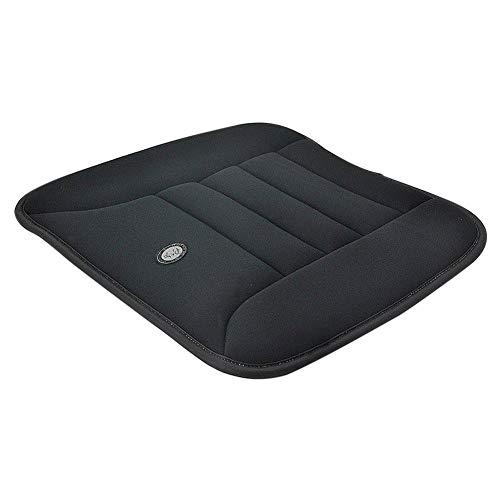 HEIRAO Soft Car Sitzkissen Pad, Rutschfeste Auto-Kissen für Home Office Reise Universal Auto, Memory Foam, Vier Jahreszeiten - Rücken-kissen-abdeckungen