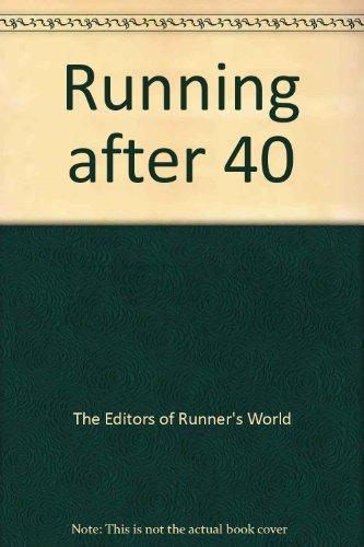 Running after 40
