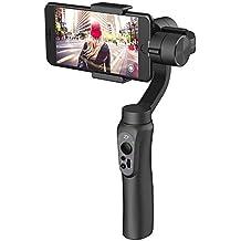 Zhiyun Smooth Q Handheld Gimbal Estabilizador para iphone X, iPhone 8, iPhone 7Plus, Samsung Galaxy S8, S8+, Nota 8, Sony, HTC, Huawei Smartphones