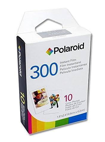 Polaroid PIF 300 - Bloc de 10 feuilles à impression