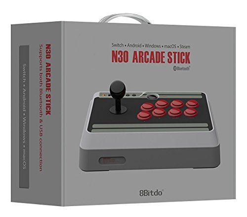 Import - 8Bitdo Arcade Joystick Bluetooth (Nes30)