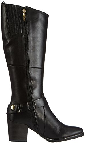 Tamaris 25612, Stivali a gamba alta Donna Nero (Schwarz (Black 001))