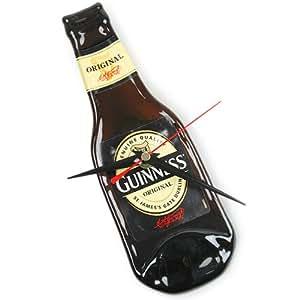 BottleClock Guinness Horloge