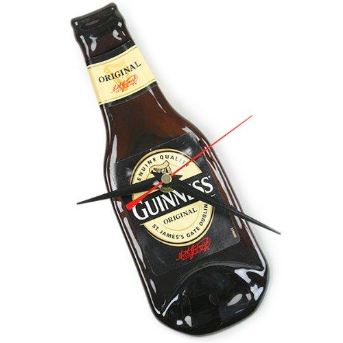 bottleclock-guinness-wanduhr