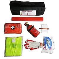 EJP-Bag Praktisches Erste-Hilfe-Set (Notfall-Set). Kofferraumtasche Passend für A6 C6. preisvergleich bei billige-tabletten.eu