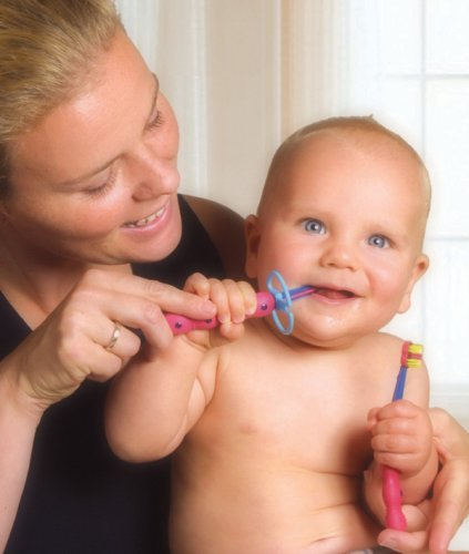 MAM 66912511 – Training Brush, Zahnbürste für Jungen - 5