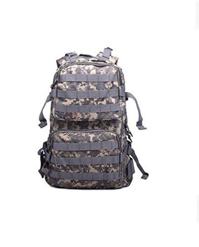 HCLHWYDHCLHWYD-Camuffamento zaino da trekking uomini e donne borsa sacchetti esterni di alpinismo di campeggio impermeabile pacchetto , 2 8