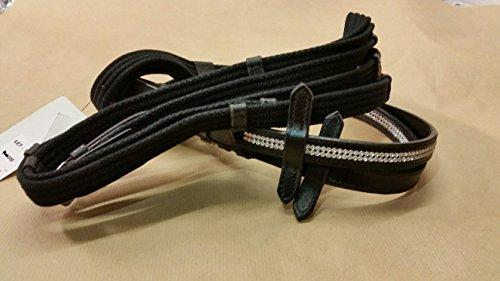 Langzügel Zügel extra lang 5,2 M je Seite 2,60 Bodenarbeit training Fahrzügel Minishetty Zügel EXTRA lang Tysons
