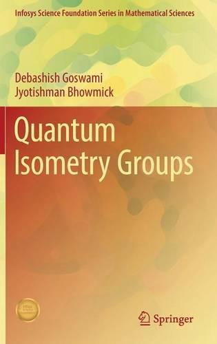 quantum-isometry-groups-infosys-science-foundation-series