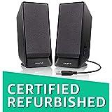 (CERTIFIED REFURBISHED) Creative Multimedia 2.0 Speaker SBS A60