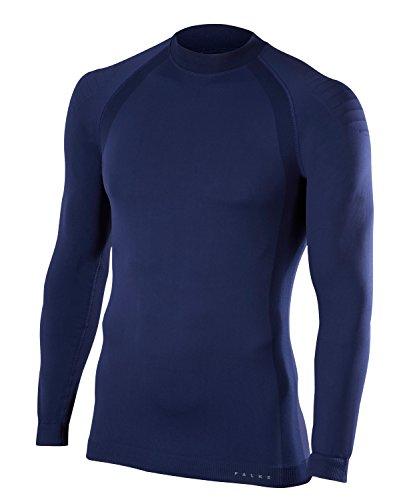 Falke Warm longsleeved Shirt Trend Men Sport Intimo Blu notte