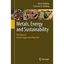 Metals, Energy and Sustainability: The Story of Doctor Copper and King Coal
