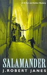 Salamander by J. Robert Janes (1999-08-05)