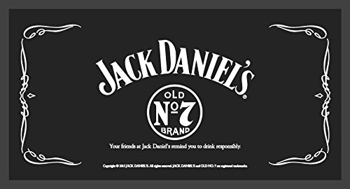 Jack Daniels - Tappetino antigoccia piccolo