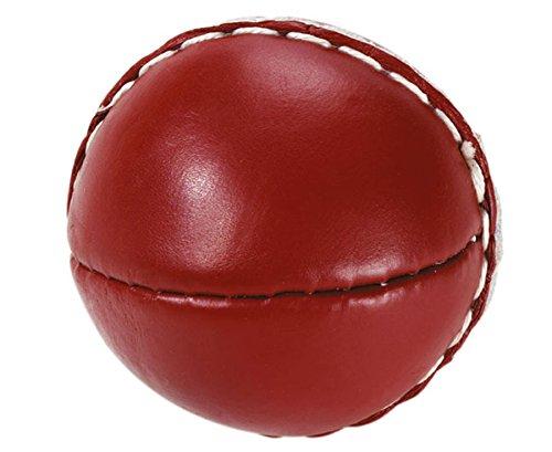 Unbekannt Wurfball aus Leder, 200 g - Sport Sportunterricht Wurfspiele Ballspiele fangen werfen rennen jonglieren Kinderspielball Kinderball Kindergarten Schule Kindertagesstätte
