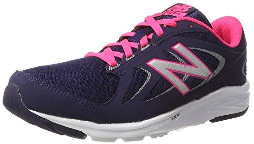 New Balance 490v4, Scarpe Sportive Indoor Donna, Multicolore (Navy), 38 EU