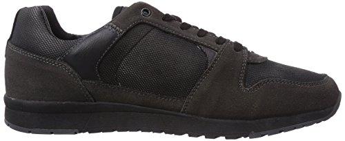 Le coq Sportif GASPAR LOW, Herren Hohe Sneakers Schwarz (Black)