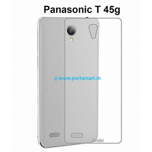 back cover for panasonic t45 4g  available at amazon for Rs.119
