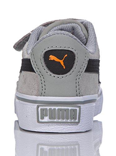 Puma Unisex-Kinder S Evolution V Kids Krabbelschuhe Monaco blue-limestone