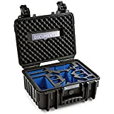 B&W outdoor.cases Typ 3000 mit DJI Spark Fly More Combo Inlay - Das Original