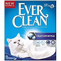 EVERCLEAN Ever Clean Multi-Crystals Cat Litter, 6 L