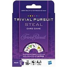 Hasbro Trivial Pursuit Steal Game [Importado de Inglaterra]