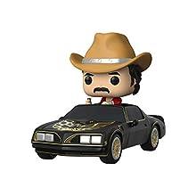 Funko 46921 POP. Ride: Smokey & the Bandit- Trans Am Smokey & Bandit Collectible Toy, Multicolour