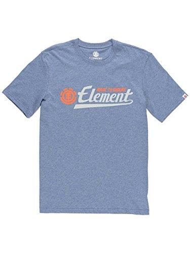 Element Signature T-Shirt midnight blue h