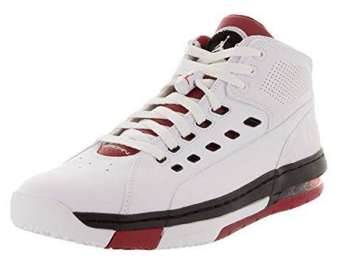 Ol Schule Herren Stil: 317223-104 Grö�e: 8 M Us White/Gym Red/Gym Red/Black