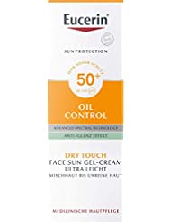 Eucerin Oil Control Face Sun Gel-Creme LSF 50+, 50 ml Creme