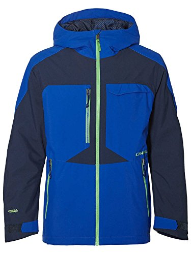O'Neill Herren Exile Jacket Snow Ink Blue, XXL
