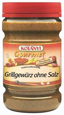 Kotanyi Grillgewürz ohne Salz 1200ccm
