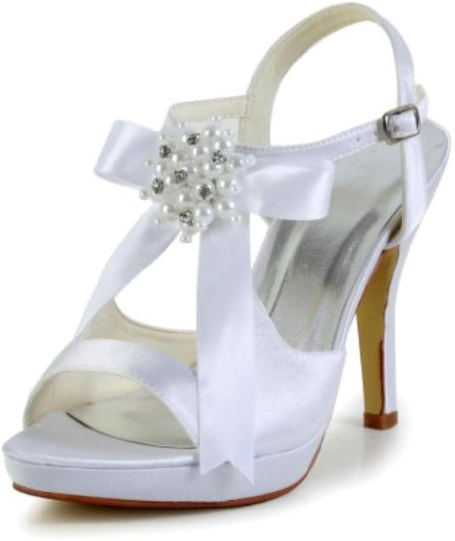 Jia Jia Wedding 37048 Scarpe Sposa Scarpe col tacco donna | Di Alta Qualità E Poco Costoso  | Sig/Sig Ra Scarpa