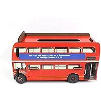 Taschentuchspender London Bus Doppeldecker Kosmetiktücher Box Tissue Werkhaus