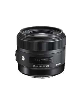 Sigma 30mm f1,4 DC HSM Objektiv (Filtergewinde 62mm) für Pentax Objektivbajonett