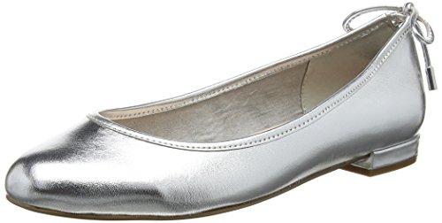 ALDO Damen Broalia Geschlossene Ballerinas Silber (Silver)