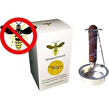 wespenabwehr ohne gift giftfreie wespenfalle wespenscheuche wespen vertreiben wespen. Black Bedroom Furniture Sets. Home Design Ideas
