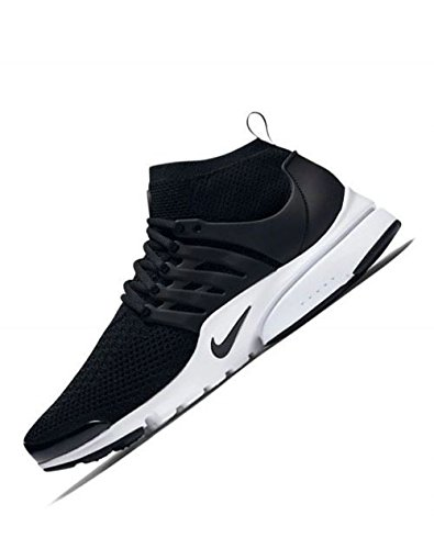 Nike Men's Air Black Presto Ultra Flyknit Running Shoes (8) price in India