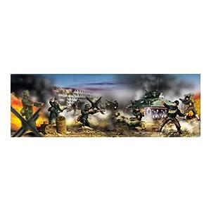 Unimax Forces of Valor 432385424-US m4a1Sherman Juego con Soldados, 1: 72