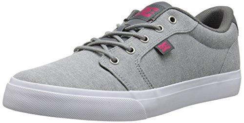 DC Shoes Anvil TX Se J Shoe Gry, Sneakers Basses Femme