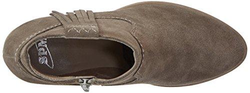 SPM Damen Mouse Ankle Boot Kurzschaft Stiefel Grau (lt Grey 013)